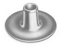 DOT Durable Блочка кнопки ART 4038 Durable dot post - brass nickel finish