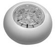 Плафон светодиодный 12v D100 ART 4050 LED ceiling light