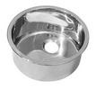 Мойка круглая полированная ART 4075 Washbasin, mirror polished