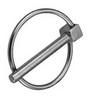Штифт быстросъемный с пружинным кольцом ART 4076 Ring catch