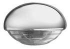 Светильник овальный врезной хромированный ART 4256 LED installation light oval 1 LED – chrome plated