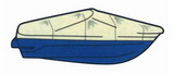 Тент для катера ART 4267 Boat cover for cabin boats