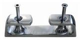 Киповая планка с роликами ART 4303 Fairlead roller