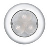 Мини-светильник круглый 3 светодиода ART 4324 LED installation light, 3 LED's