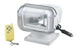 Прожектор галогеновый с дистанционным управлением ART 4332 Halogen spotlight with remote control