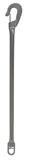 Крюк швартовный с фиксатором на муринг ART 4688 Buoy Hook With Safeguard