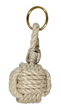 Брелок Обезьяний кулак ART 5303 Monkey´s fist key chain