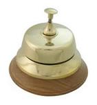 Звонок настольный D90 ART 5321 Desk bell