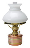 Лампа керосиновая RETRO HAFENLICHT 100x80mm DHR ART 5324 Harbour Light ELBE 2 with VESTA shade