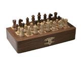 Деревянные магнитные шахматы ART 5421 Chess magnetic, 20x20 cm