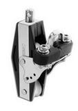 Лонготакельный вертлюжный такелажный блок со стопором и кипой PEM ART 7343 Fiddle block with cam (down) and eye strap