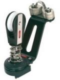 Балеринка гика-шкотов со стопором и стоячим такелажным блоком PEM ART 7356 Cam base with stand up block (ball bearing)