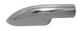 Законцовка релинга полированная ART 8212 Rail end - bottom mounted 90°