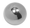 ESS шар декоративный полированный ART 8463 ESS massive ball with internal thread, polished
