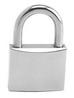 Замок навесной латунь c хромированным покрытием ART 8500 Marine padlock, brass-chrome-plated