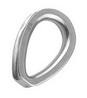Коуш усиленный литой ART 8536 Thimble, heavy and closed type