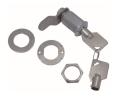 Потайной замочек для рундука с ключом ART 8591 Lock with key