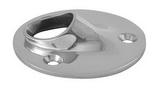 Круглое основание стойки для приварки трубы 45° ART 8612 Round-rectangular base for welding - 45°