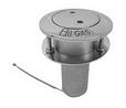 Палубная горловина с ключом DISEL/WATER/GAS/WASTE ART 8673 Hose deck fills, pop up