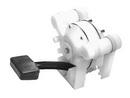 Ножная помпа для воды пластмассовая ART 8714 Manual foot pump
