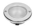 Интерьерный потолочный светильник d70 хромированная латунь ART 8759 Flush mount interior light