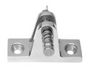 Кронштейн с наклоном 80° и пружинным пальцем Bimini ART 8856 Deck hinge 80° with removable pin