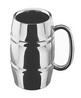Пивная кружка-термос с двойными стенками ART 8940 Beer mug - mirror polished