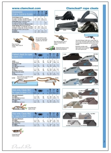 Clamcleat стопора Accessories & Farlead cleats & Side entry - Deel.ru  Clamcleat Accessories & Farlead cleats & Side entry cleats