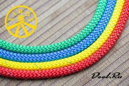 Шкот/фал LIROS Herkules Colour 1550 LIROS Германия LR1550 Synthetic DOUBLE BRAID yacht/boat rope LIROS Herkules Colour